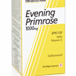 HealthAid Evening Primrose Oil 1000mg With Vitamin E -60 Capsules(1)