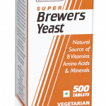 HealthAid Super Brewers Yeast -500 Tablets(1)